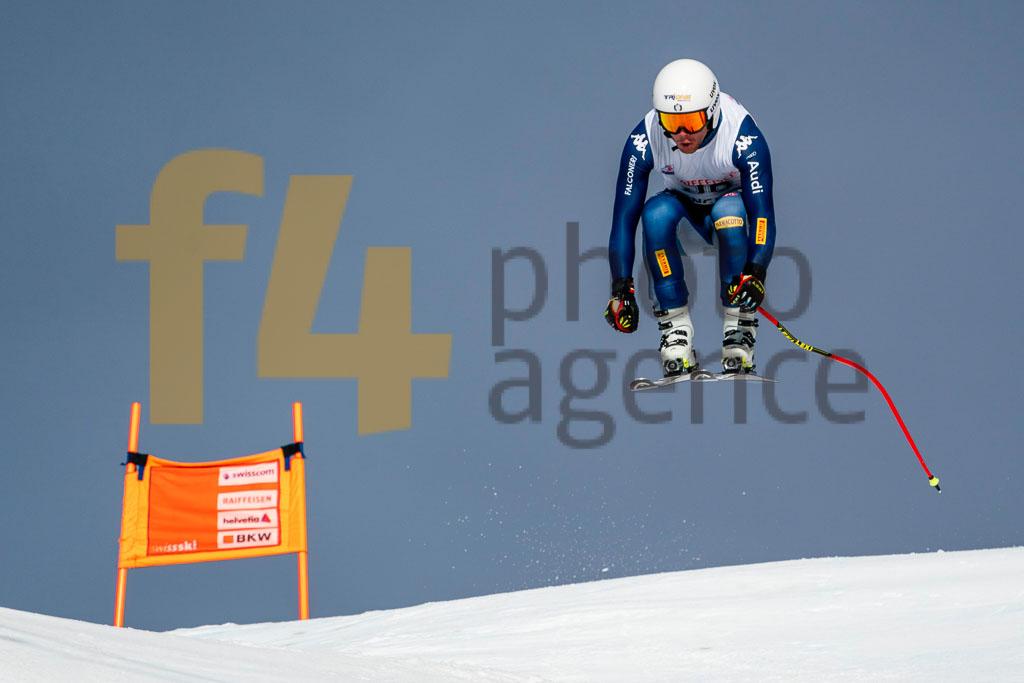 2019/20, DH, European Cup, FIS, Men, PAINI Federico (ITA), Season, Wengen (SUI)