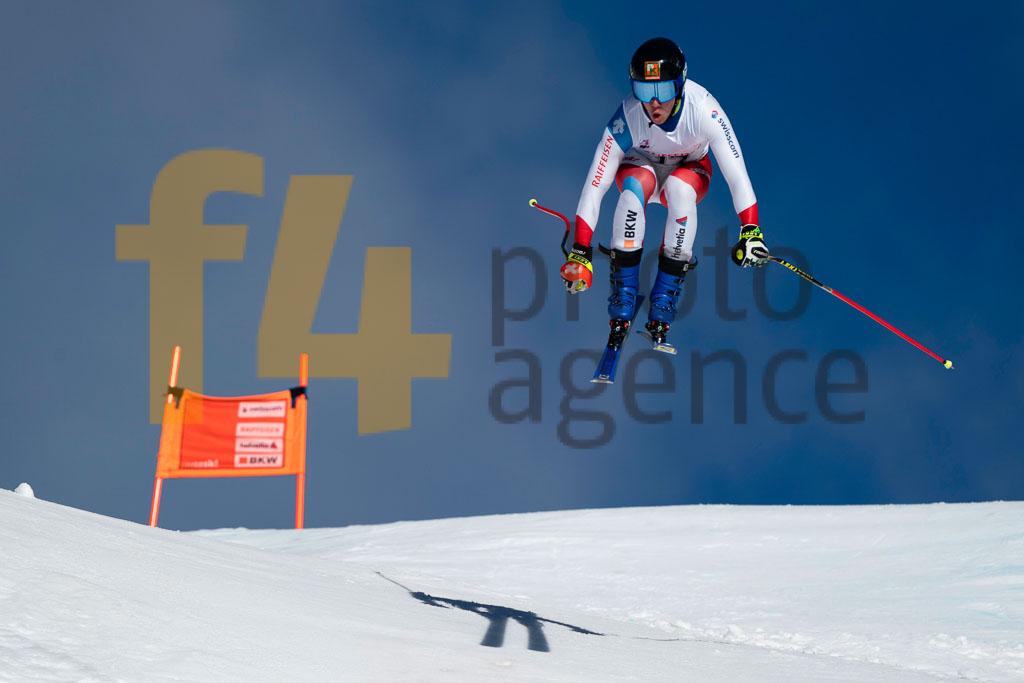 2019/20, AMSTUTZ Gianluca (SUI), DH, European Cup, FIS, Men, Season, Wengen (SUI)